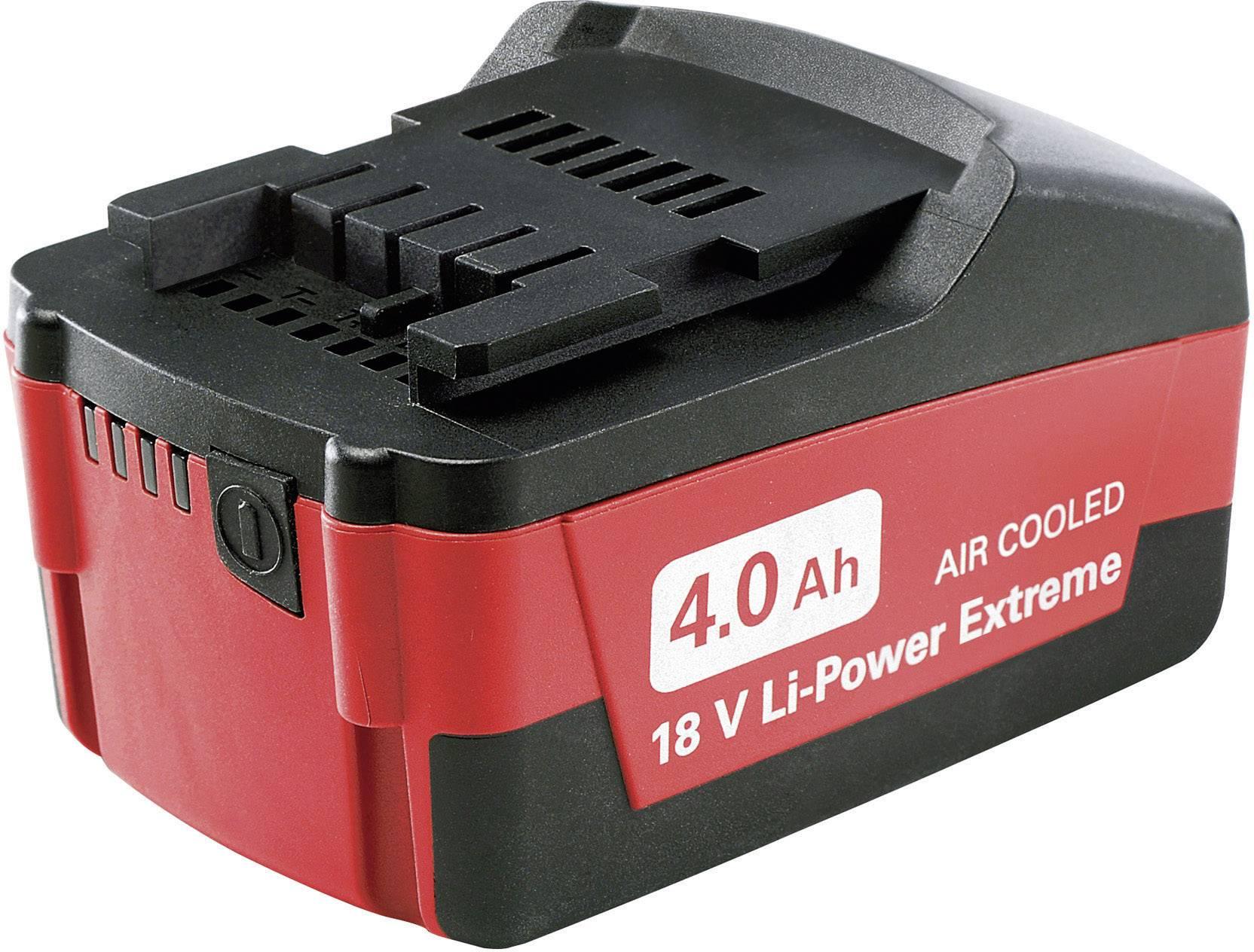 Akumulátor Metabo Li-Power Extreme, 18 V, 4 Ah, 625527000