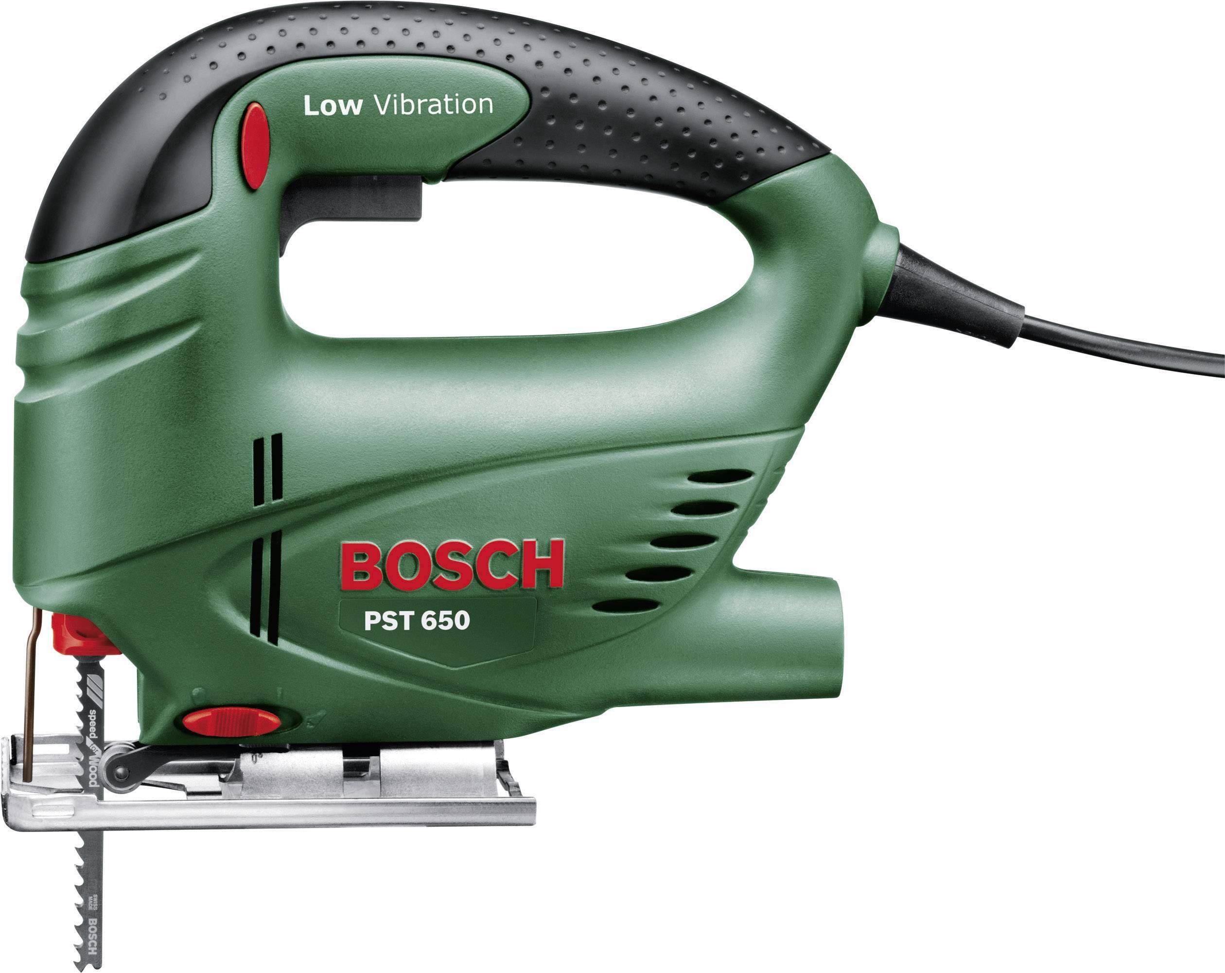 Priamočiara píla Bosch Home and Garden PST 650 06033A0700