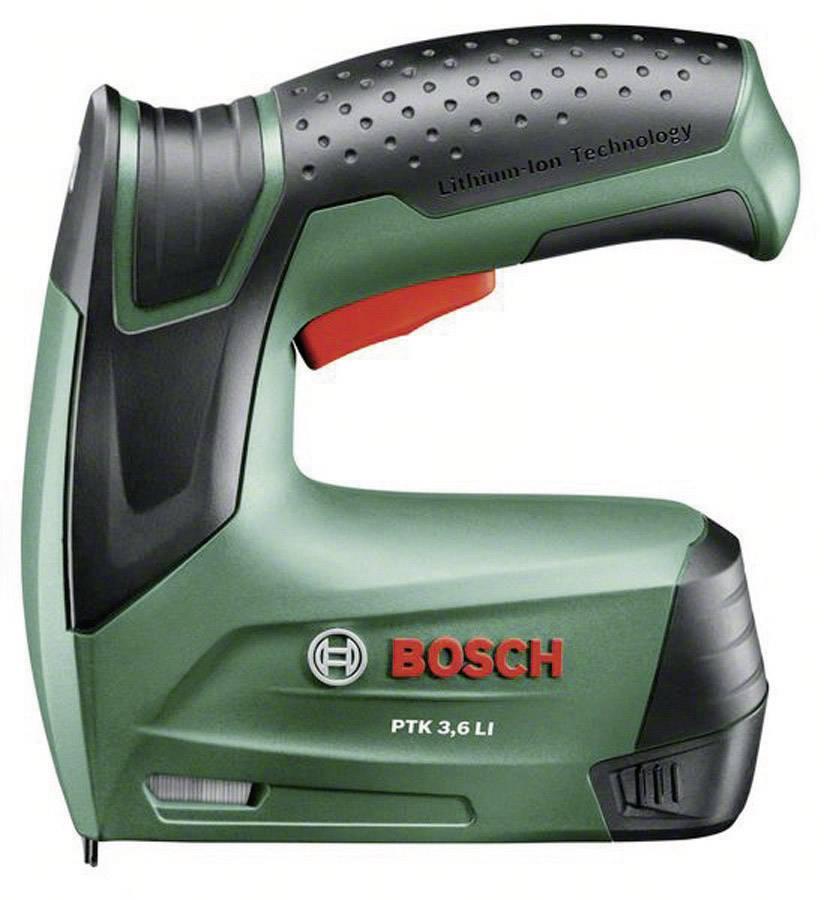 Akumulátorový sponkovač Bosch PTK 3,6 LI, typ spôn: 53