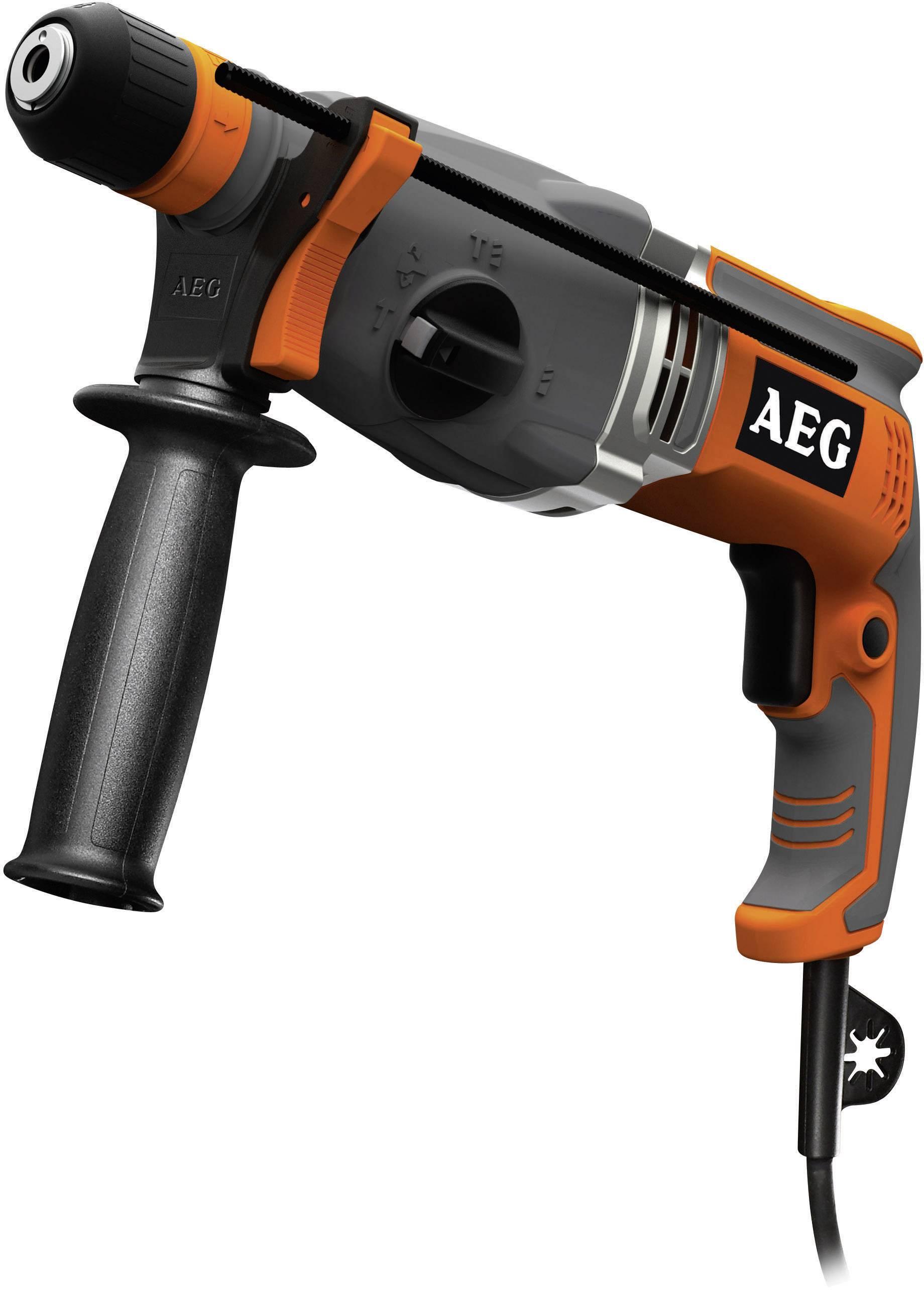 Příklepová vrtačka, AEG Powertools KH 28 Super XE SDS-Plus,