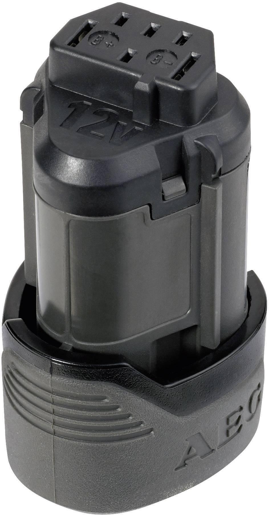 Akumulátor AEG L 1220, Li-Ion, 12 V, 2 Ah, 4932430165
