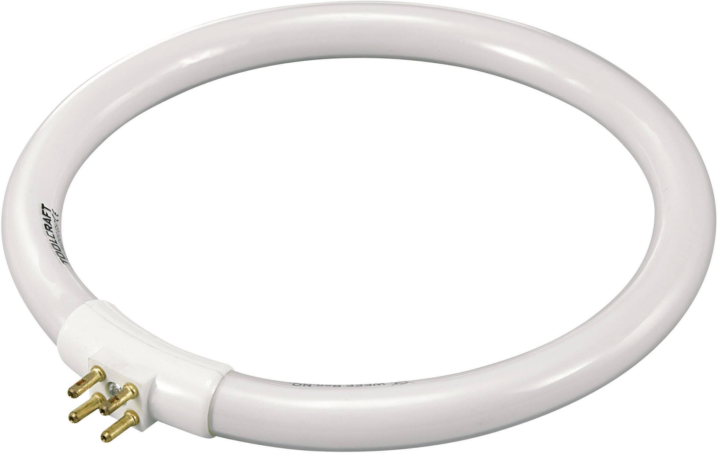 Kruhová trubica s luminoforem T4, 12 W