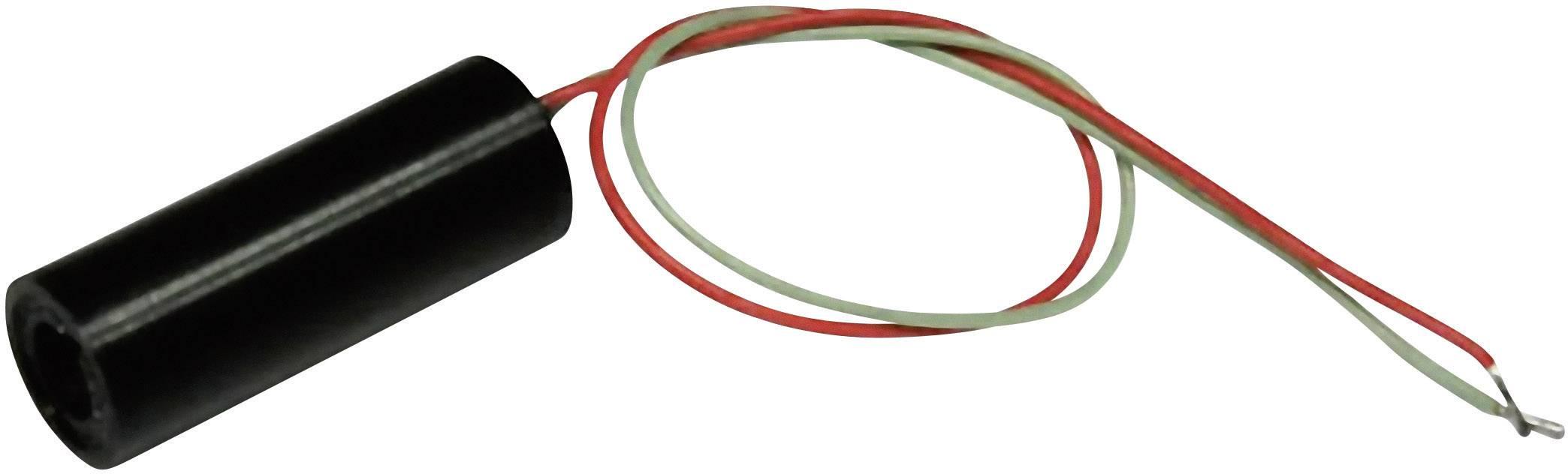 Laserový modul Picotronic 70100563, bodová, 1 mW