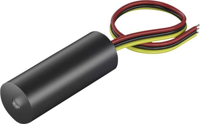 Laserový modul bod Picotronic, 70104264, 0,4 mW