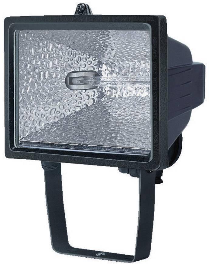 Vonkajší halogénový reflektor Brennenstuhl H 500, 500 W, čierny