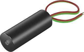Laserový modul bod Picotronic, 70104127, 0,4 mW