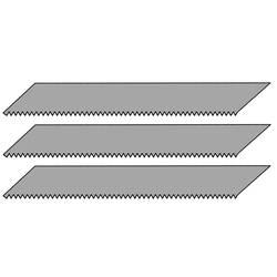 3 pilových listů pro designový nůž Donau Elektronik MS03