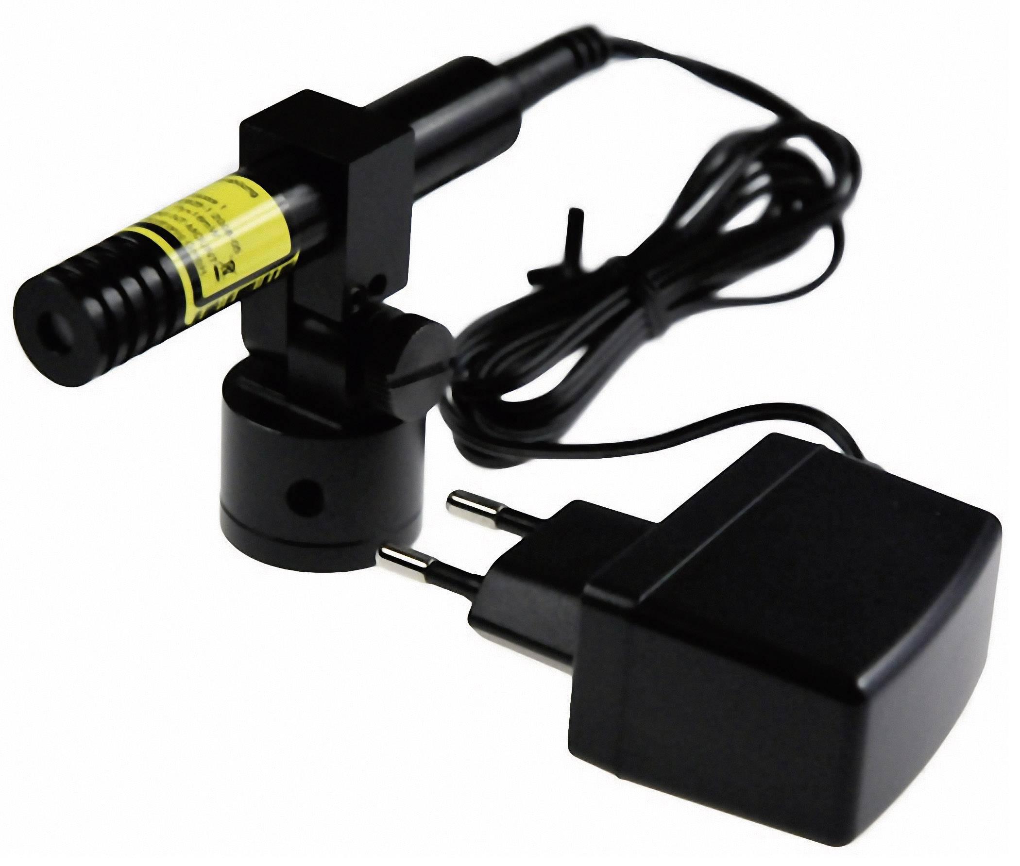 Laserový modul Picotronic 70116991, lineárna, 16 mW