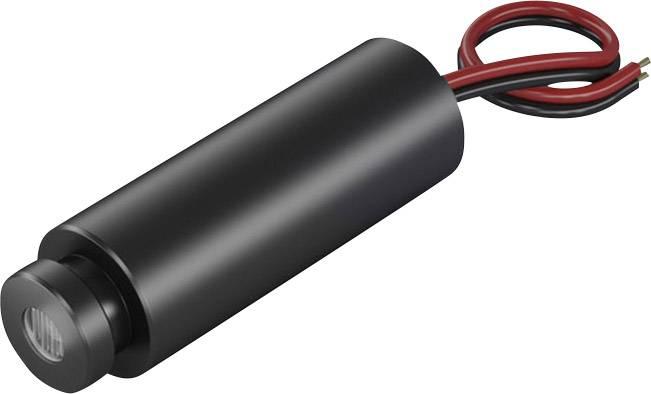 Laserový modul bod Picotronic, 70115505, 1 mW