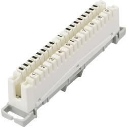 LSA připojovací lišta TRU COMPONENTS TC-6283944, pólů 20, 1 ks
