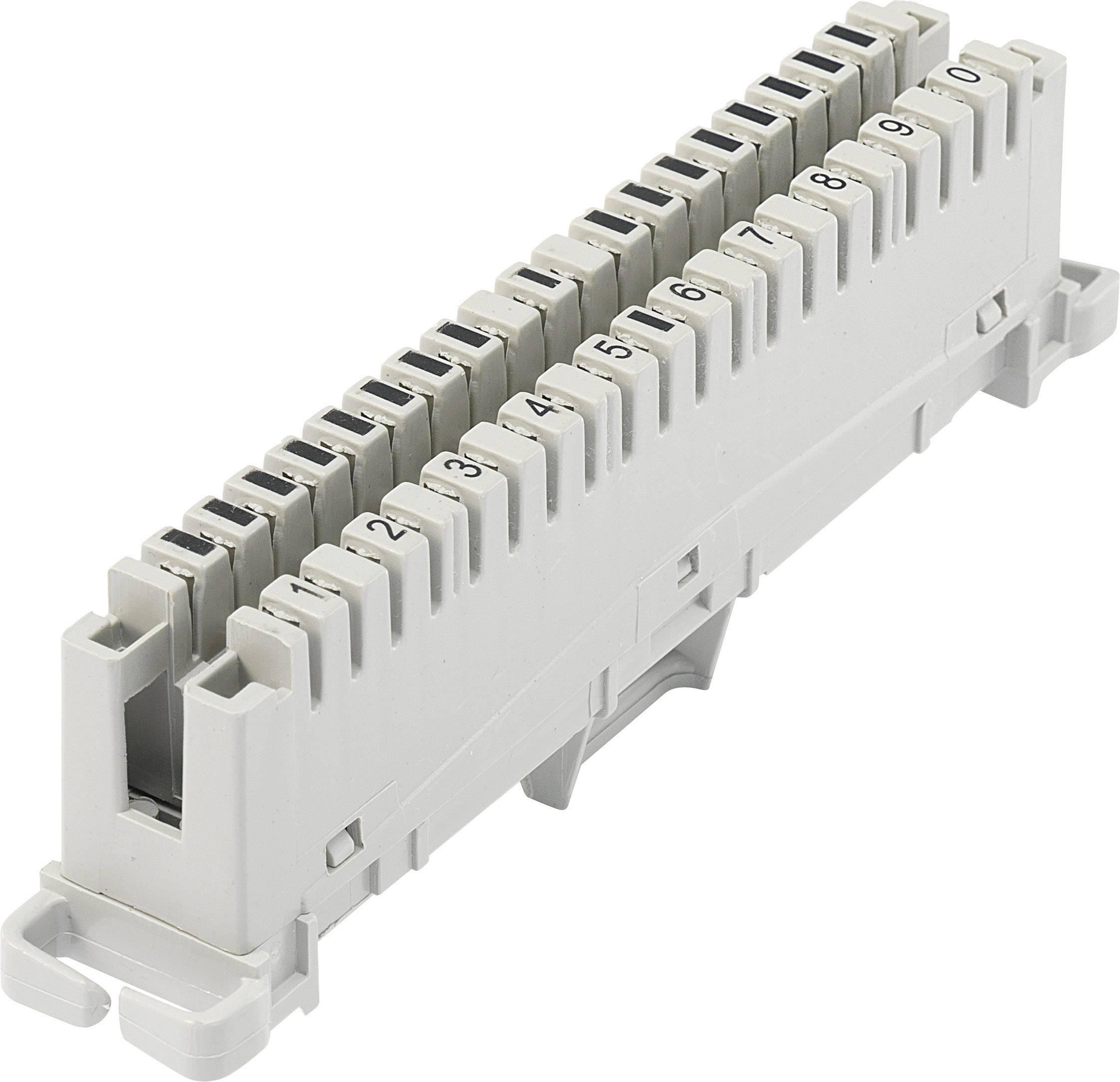 Konektor TRU COMPONENTS 817971, pólů 20, 1 ks
