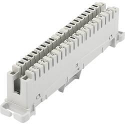 Připojovací lišta TRU COMPONENTS TC-6269620, pólů 20, 1 ks