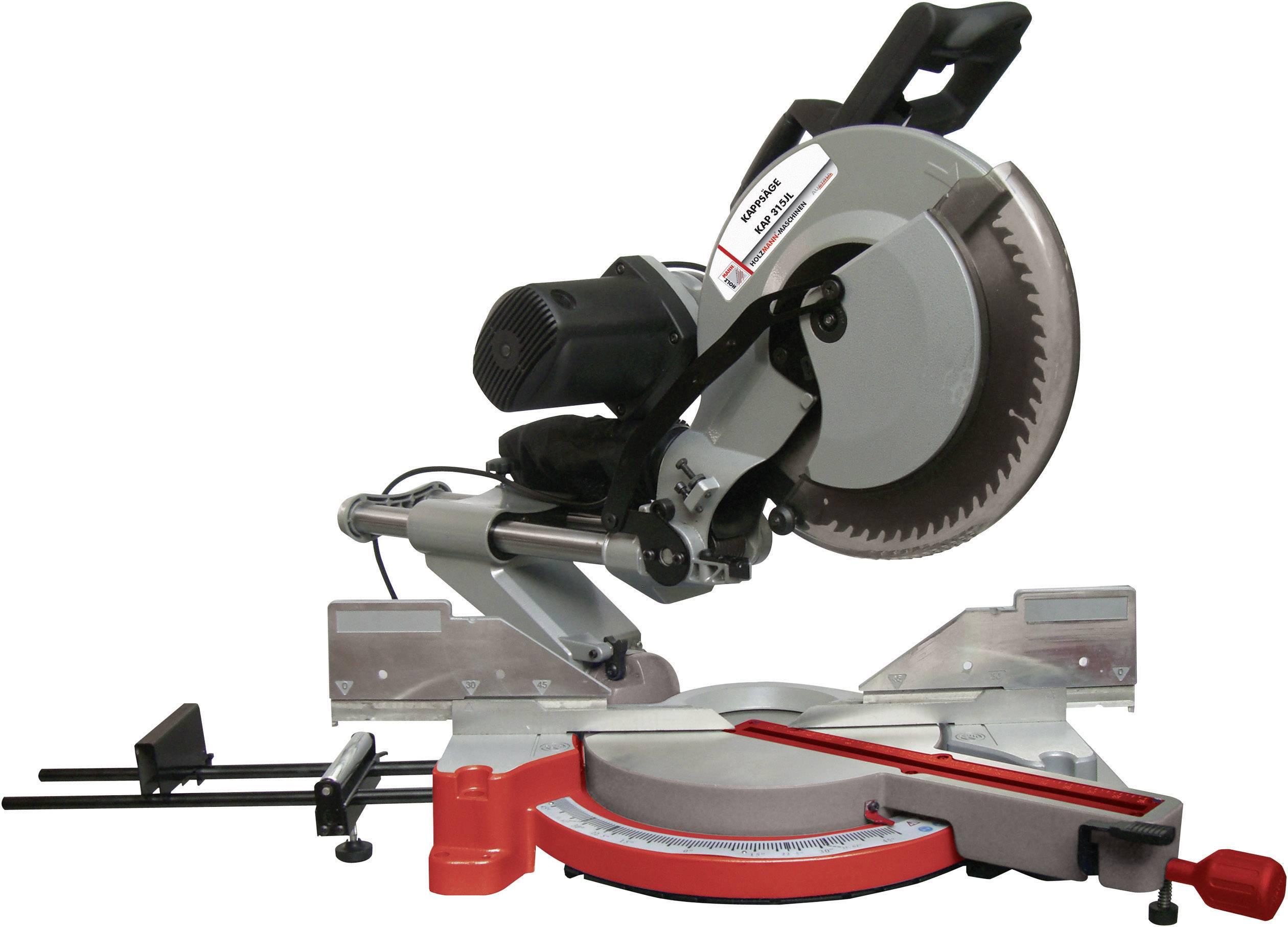 Náklopná pokosová a ťahová píla Holzmann Maschinen KAP305JL_230V H011700002