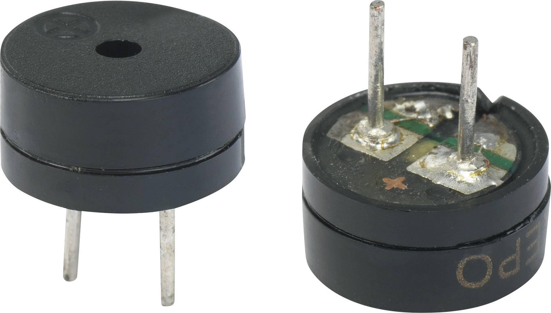 Magnetický akustický měnič bez elektroniky KEPO KPMG09F7-K9216, černá