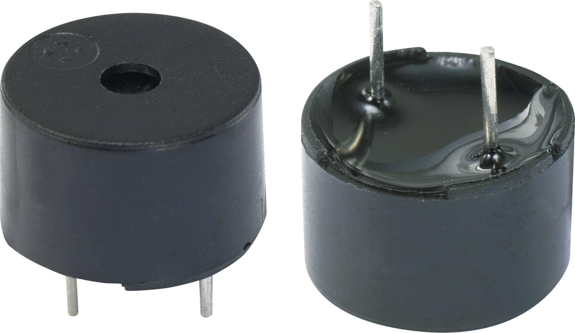 Magnetický akustický měnič bez elektroniky KEPO KPM-G1203B-K9215, černá