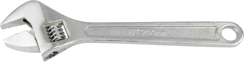 Nastavitelný klíč Mannesmann, 0 až 23 mm, délka 200 mm