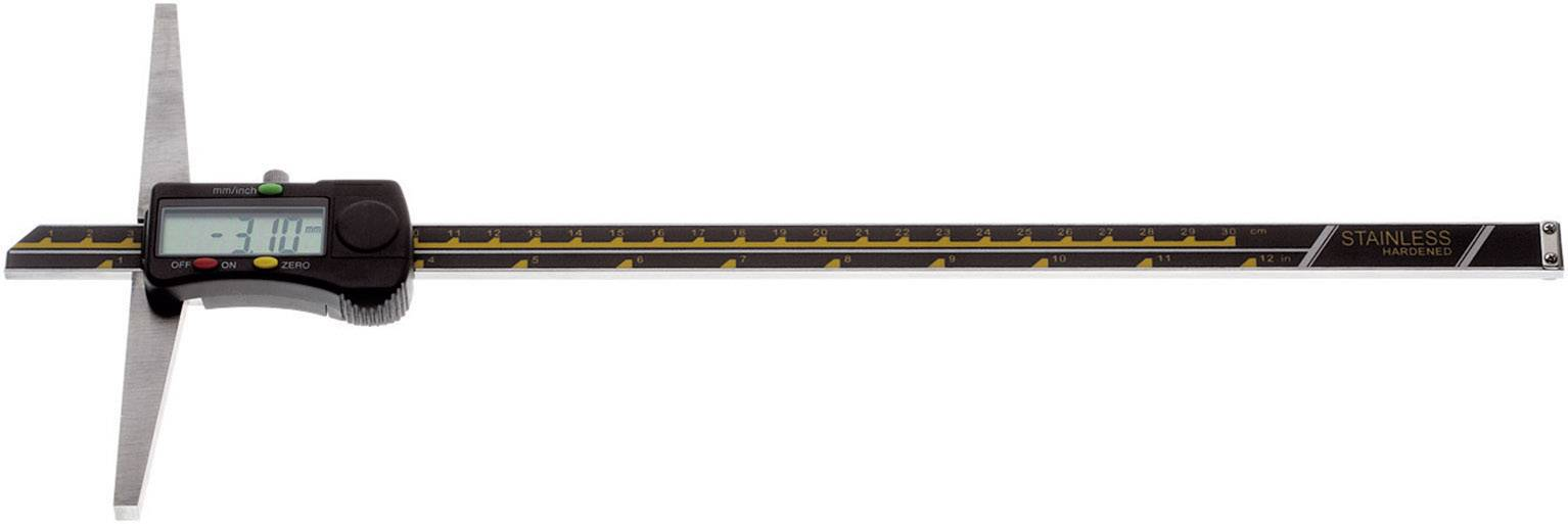 Digitálny posuvný hĺbkomer Horex 2263720, rozsah merania 200 mm