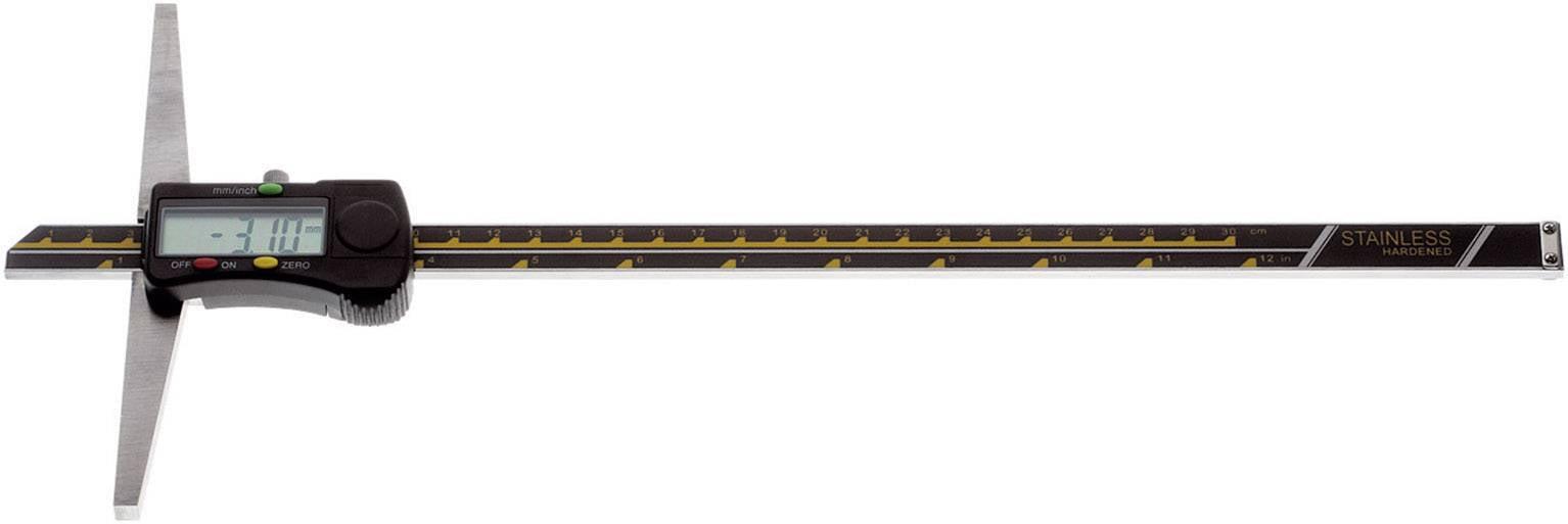Digitálny posuvný hĺbkomer Horex 2263722, rozsah merania 300 mm