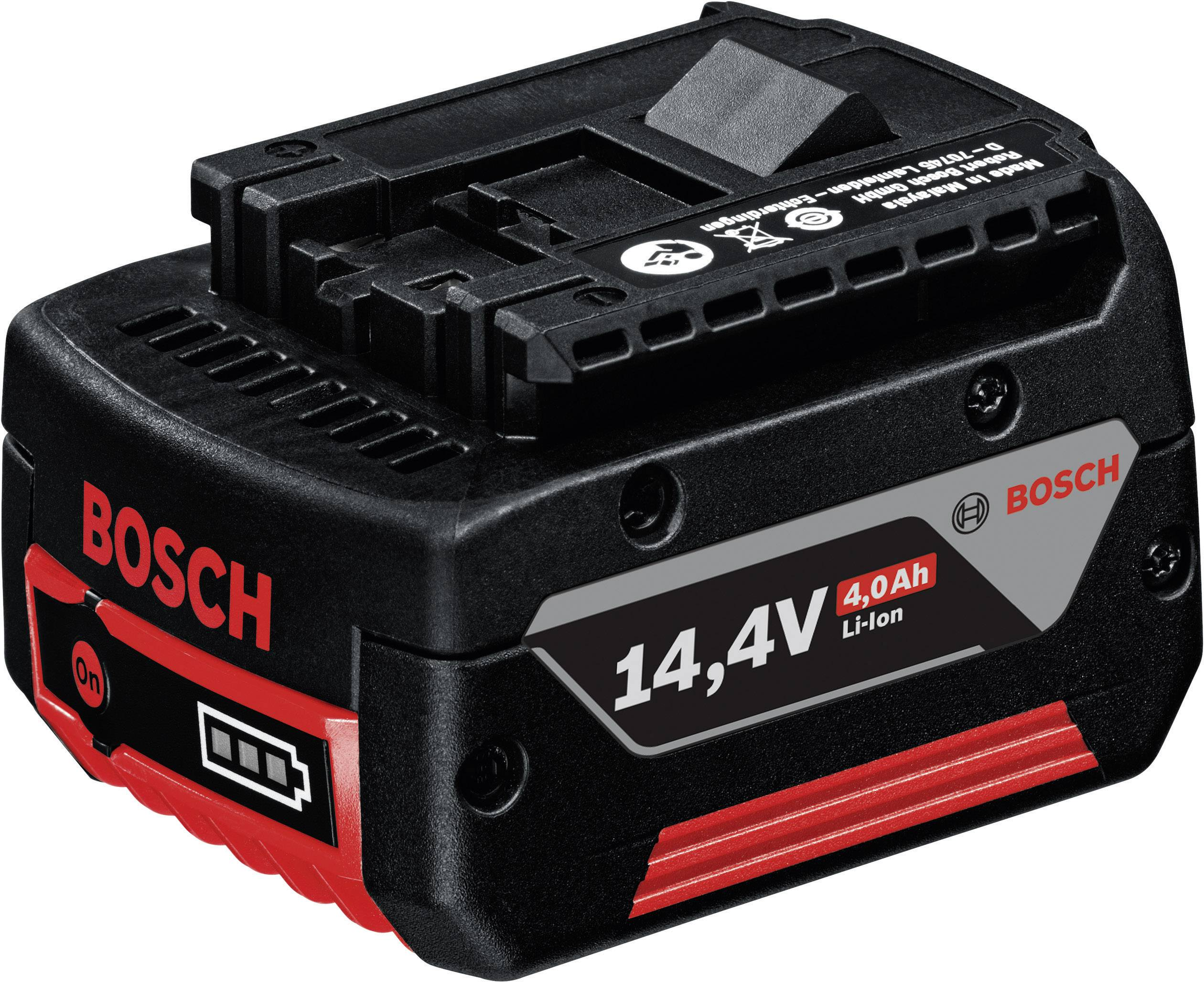 Akumulátor Bosch, Li-Ion, 14.4 V, 4.0 Ah, 1600Z00033