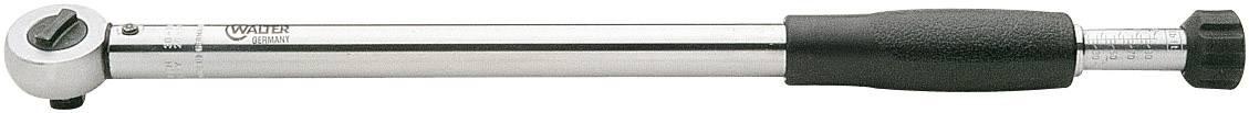 Momentový kľúč Walter Werkzeuge 2391/60A, 10 - 60 Nm