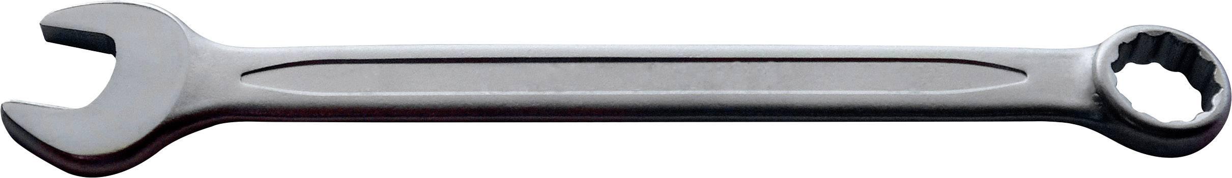 Očkoplochý kľúč TOOLCRAFT 820838, DIN 3113 Form A, 17 mm
