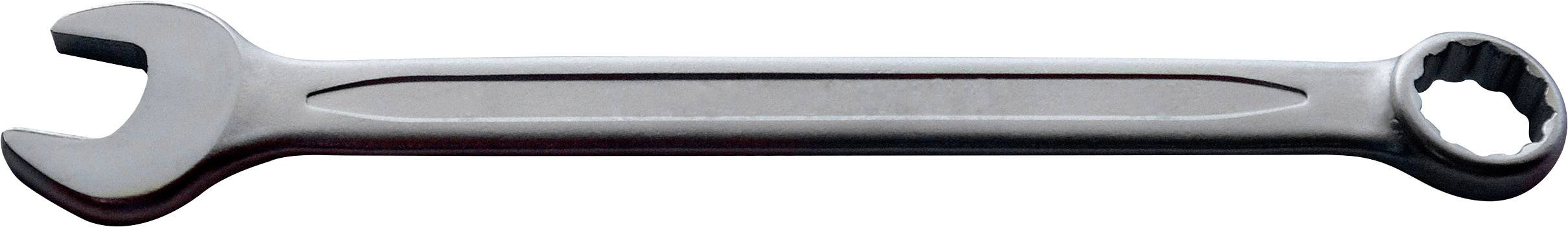 Očkoplochý klíč TOOLCRAFT 820837, DIN 3113 Form A, 14 mm