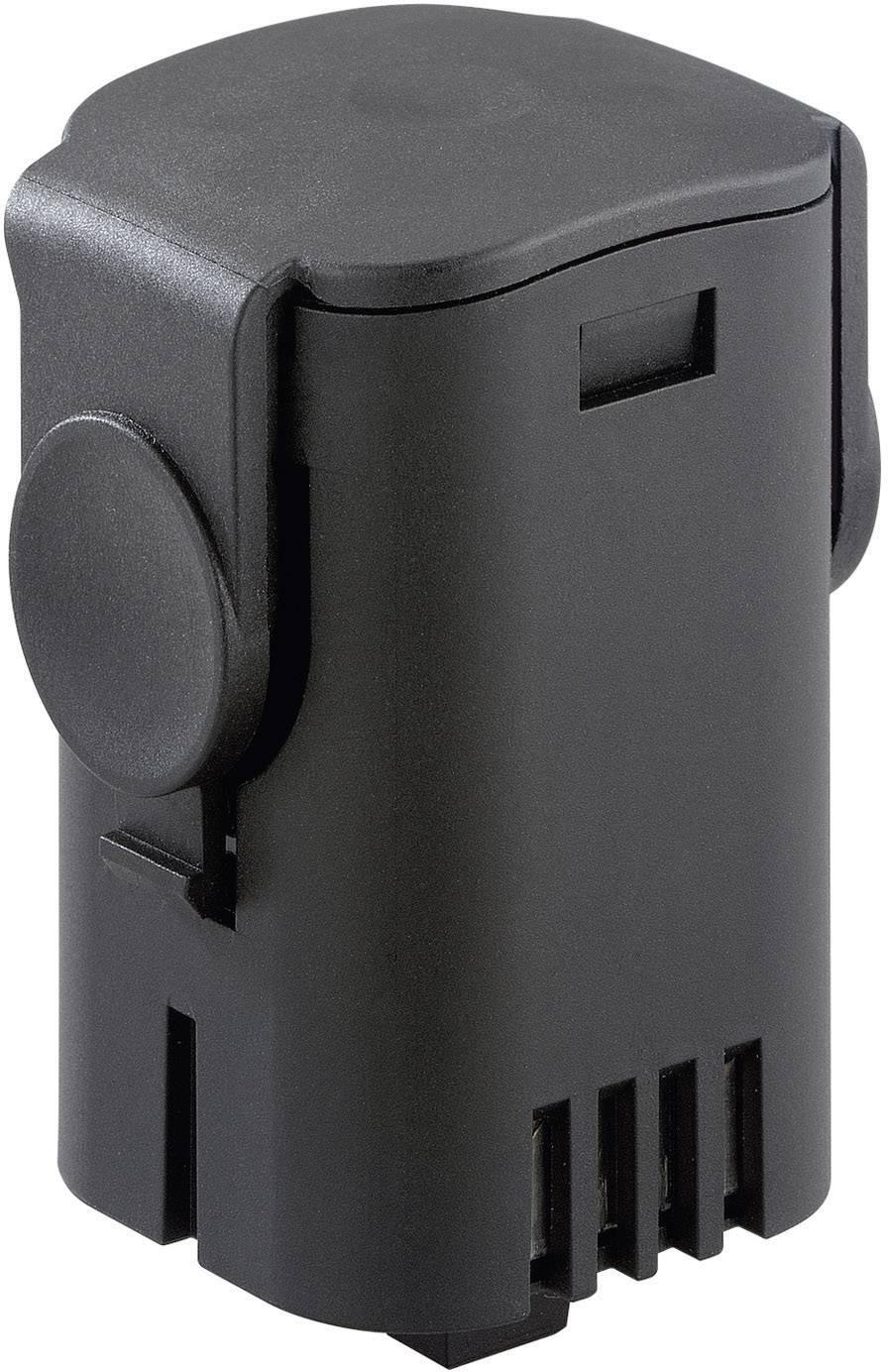 Náhradný akumulátor pre elektrické náradie, Metabo 625487000, 7.2 V, 2.2 Ah, Li-Ion akumulátor