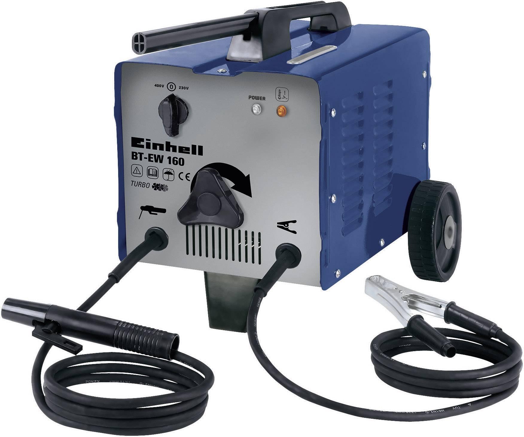 Trafo zváračka Einhell BT-EW 160 1546040, 55 - 160 A