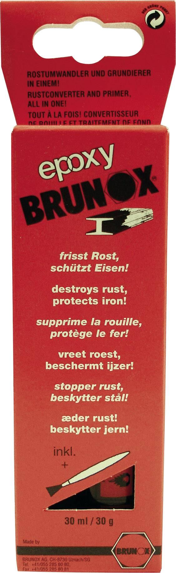 Sprej pro opravy zrezivělých míst Brunox Epoxy, BRO,03EP, 30 ml