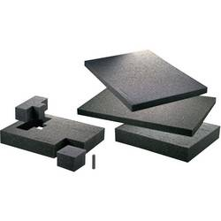 Penová vložka do kufra TOOLCRAFT 821414, (d x š x v) 640 x 440 x 40 mm