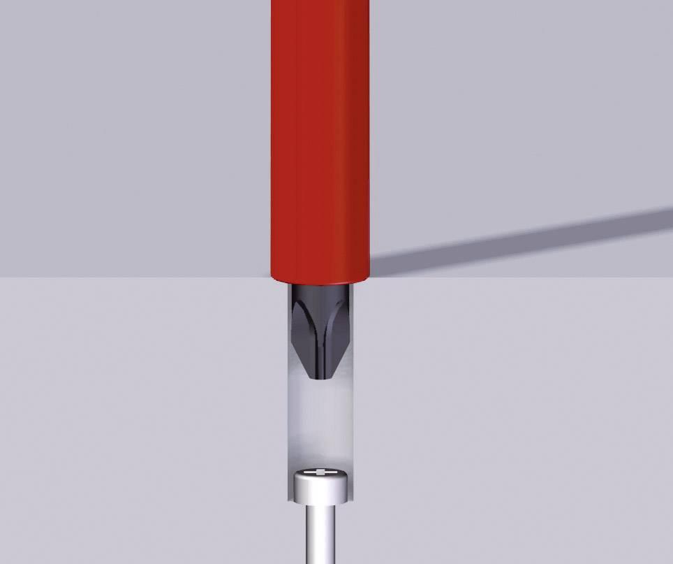 Křížový šroubovák Wiha PZ 1 x 80 mm