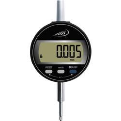 Číselníkový úchylkoměr DIGI-MET® - kalibrace dle ISO HELIOS PREISSER 1723 502-ISO Rozsah měření 12,5 mm Přesnost měření 0,004 mm Kalibrováno dle (ISO)