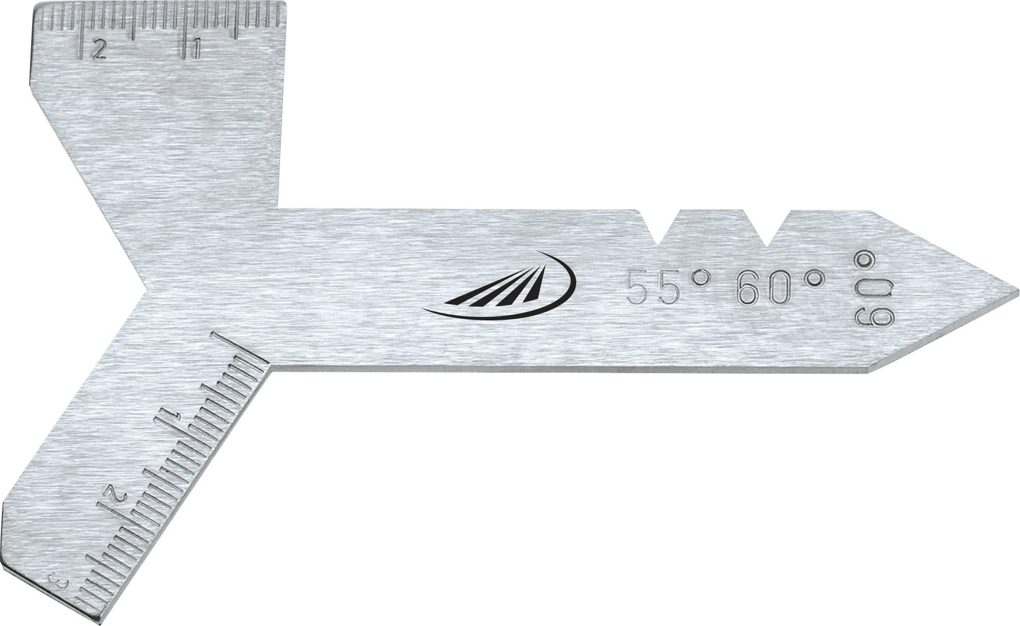 Univerzálne uhlové pravítko Helios Preisser 0590 151, 95 x 63 mm