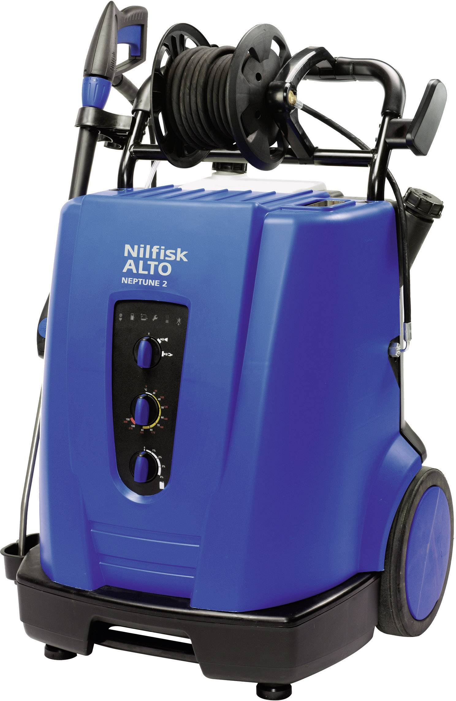 Vysokotlakový čistič vapka Nilfisk Alto Neptune 2-33 X, 170 bar, 4100 W, 107145010