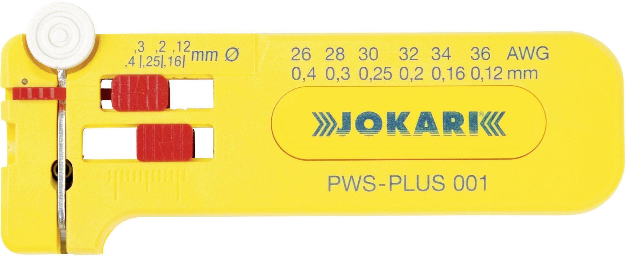 Odizolvacie kliešte Jokari PWS-PLUS 001 40024, 0.12 do 0.40 mm