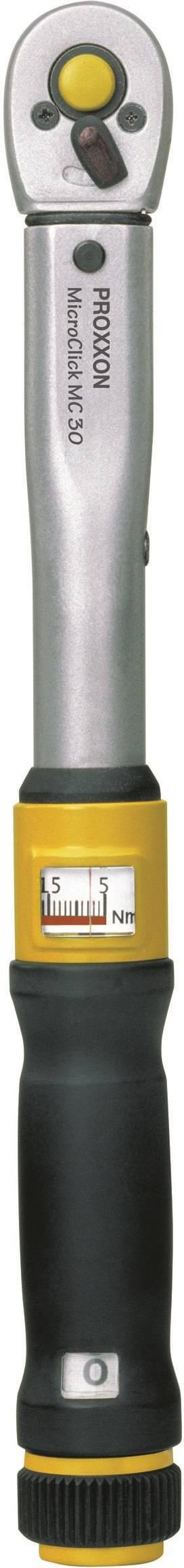 Momentový klíč Proxxon Industrial, 23349, 6,3 mm, 6 - 30 Nm