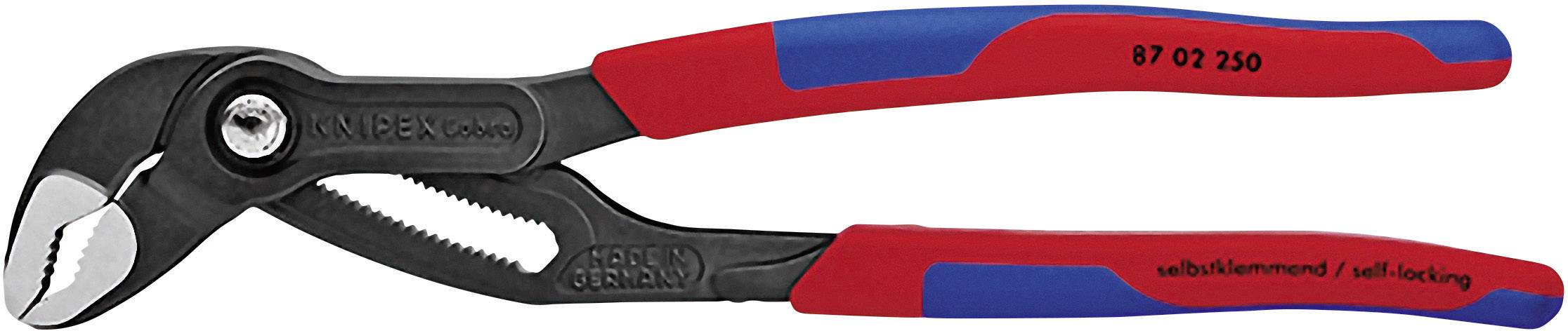 Inštalatérske SIKO kliešte Knipex Cobra 87 05 250, 250 mm