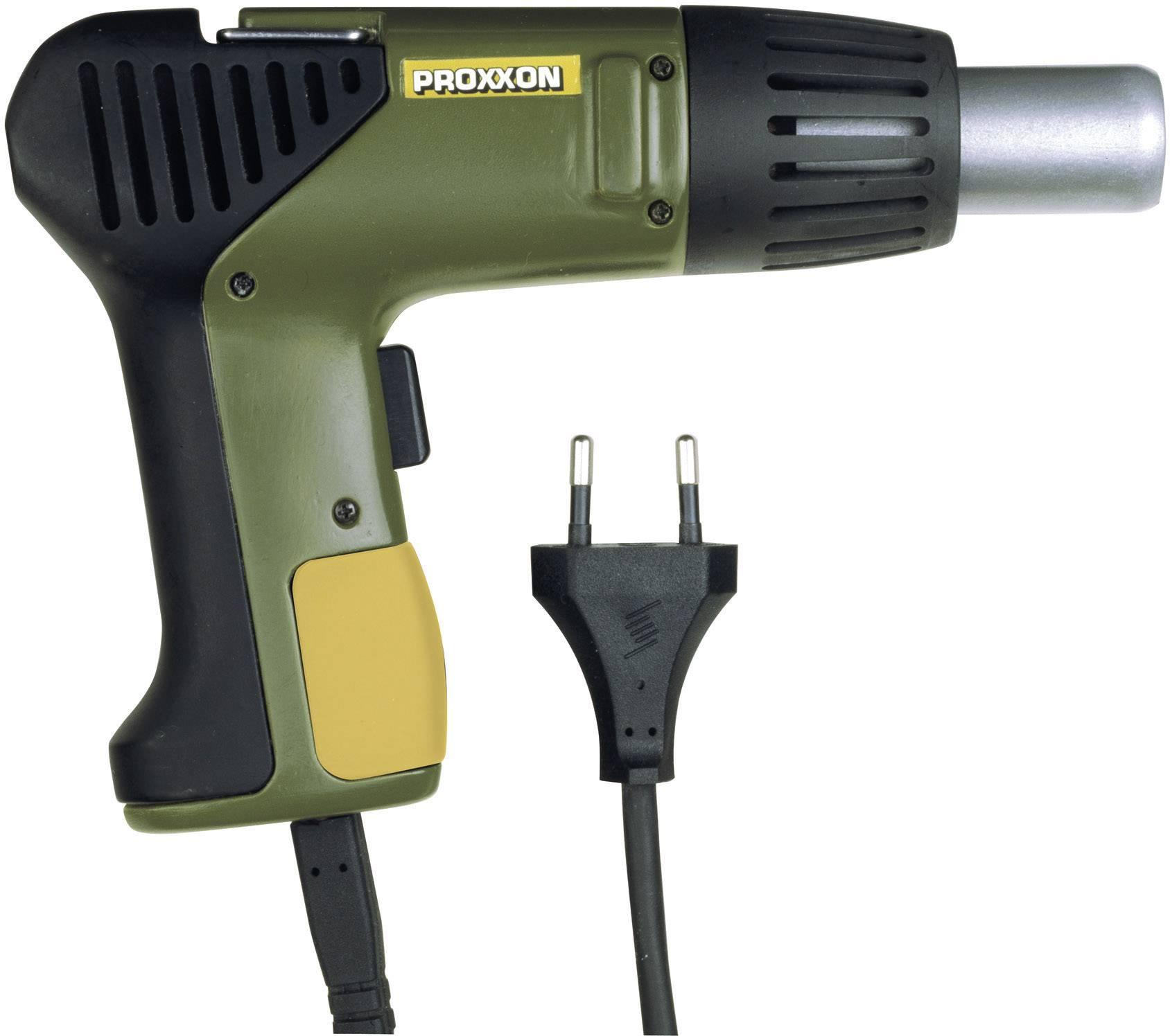 Teplovzdušná pištoľ Proxxon Micromot MH 550 27 130, 500 W, 350 °C, 550 °C
