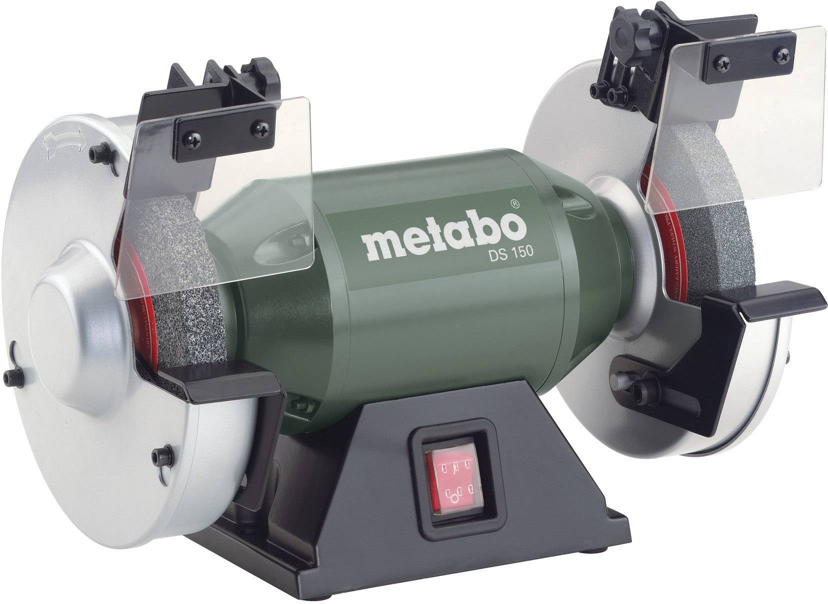 Dvoitá kotoučová bruska Metabo DS 150, 619150000