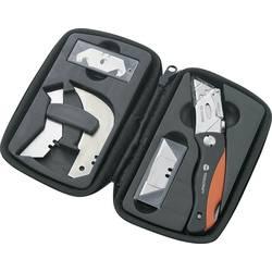 Sada nožov s odlamovacími čepeľami TOOLCRAFT 814847