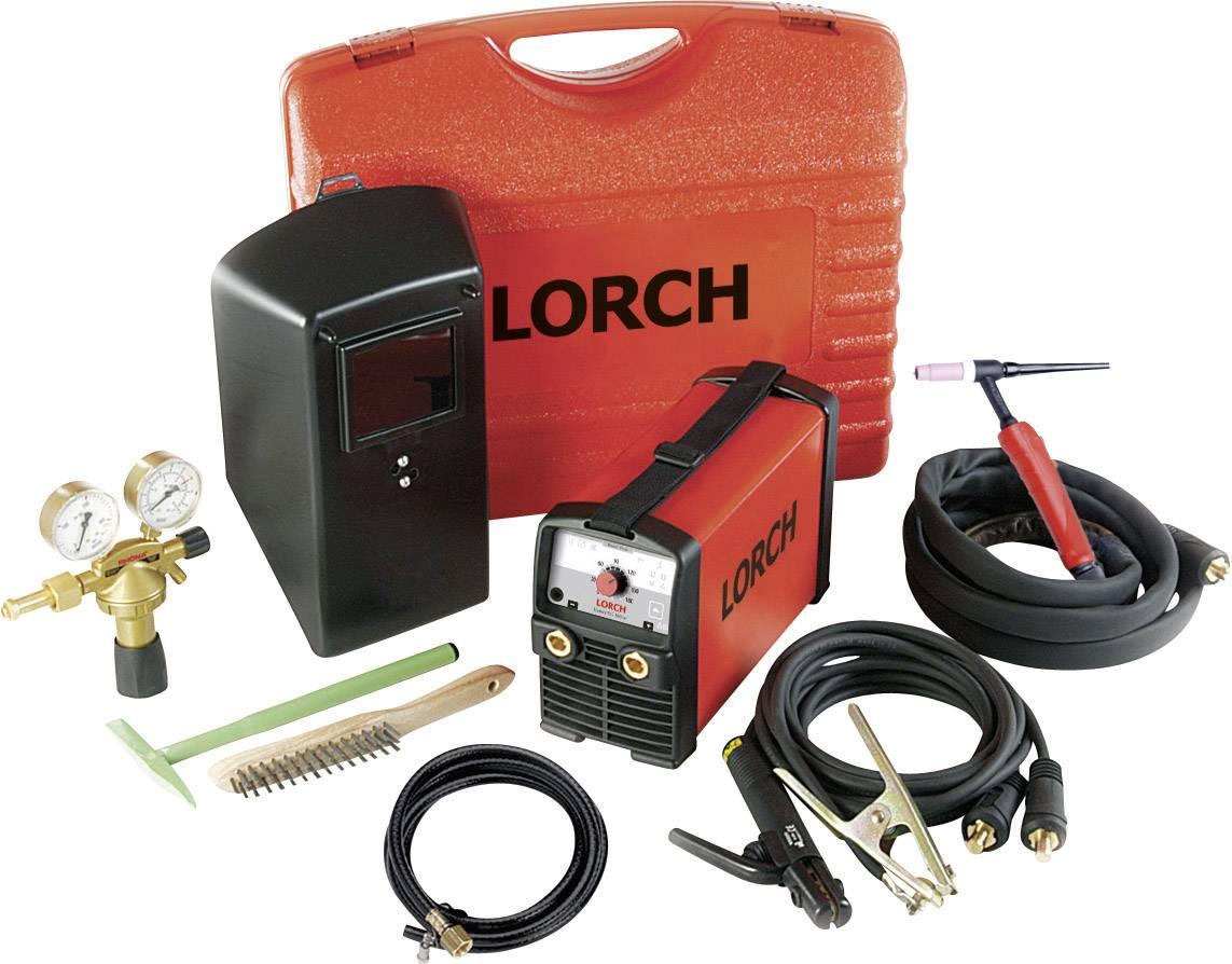 TIG zváračka na hlliník a nerez Lorch 108.0180.2, 5 - 180 A, vr. príslušenstva
