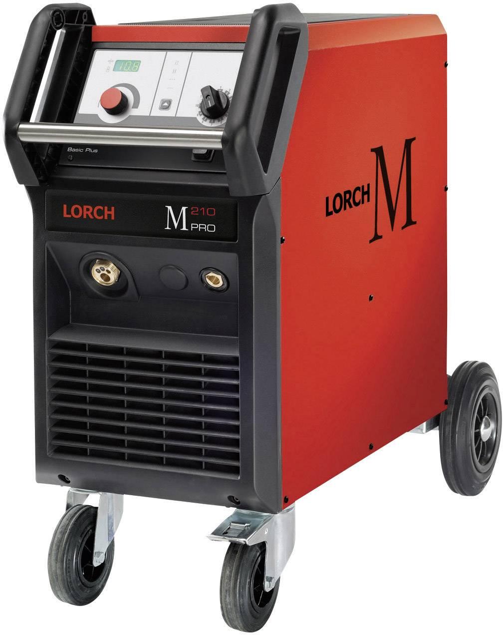 MIG / MAG svářečka Lorch 218.0210.1, 25 - 210 A, s hořákem