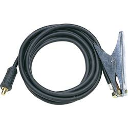 Zemniaci kábel ku zváračke Lorch, konektor 13 mm, 25 mm²