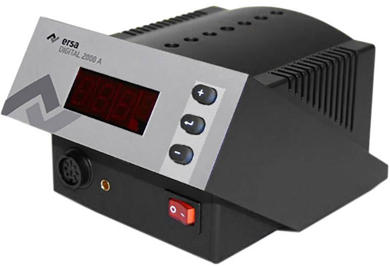 Pájecí stanice Ersa 203A 0DIG203A, digitální, 80 W, +50 až +450 °C