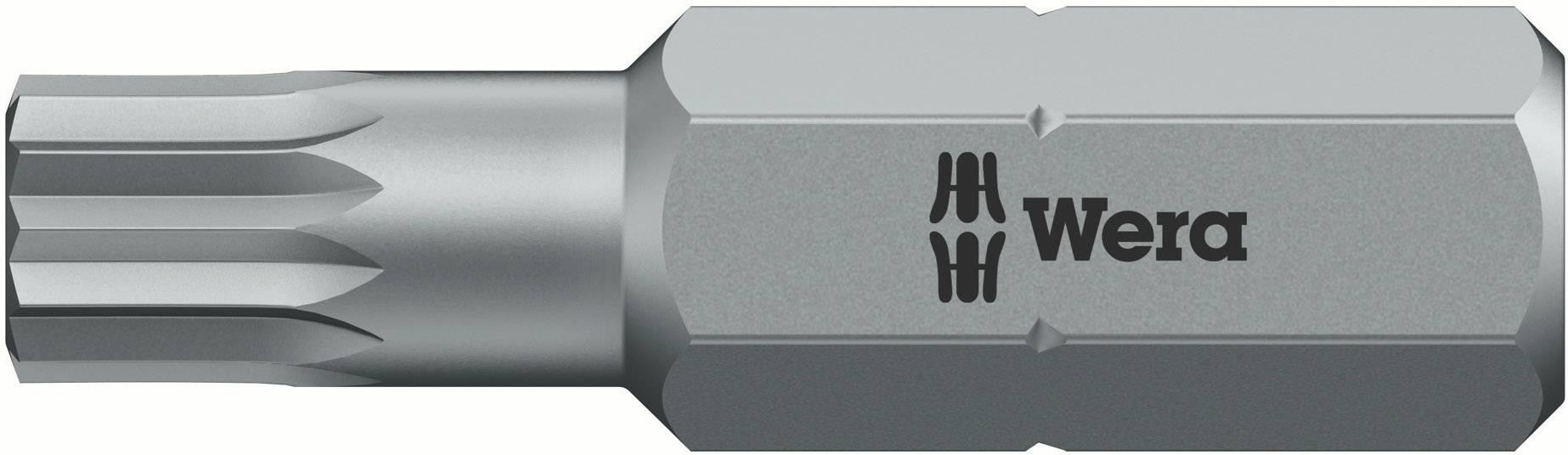 Bit s viacerými hranami Wera 860/1 XZN M4 x 50, D 6.3, nástrojová oceľ, legované, 1 ks