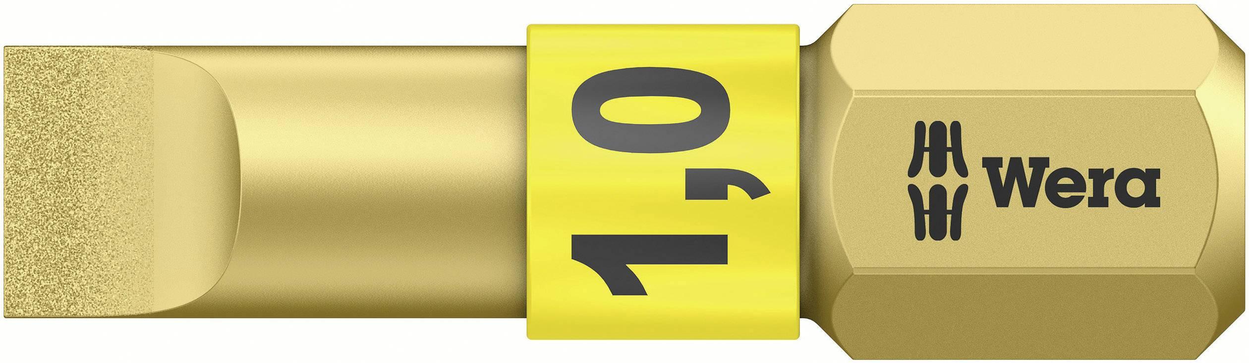 Plochý bit Wera 800/1 BDC;5.5 mm 05 056174 001, nástrojová oceľ, 1 ks