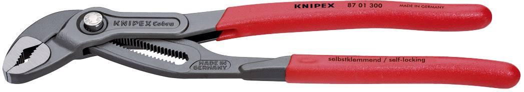 Patentované inštalatérske kliešte KNIPEX Cobra