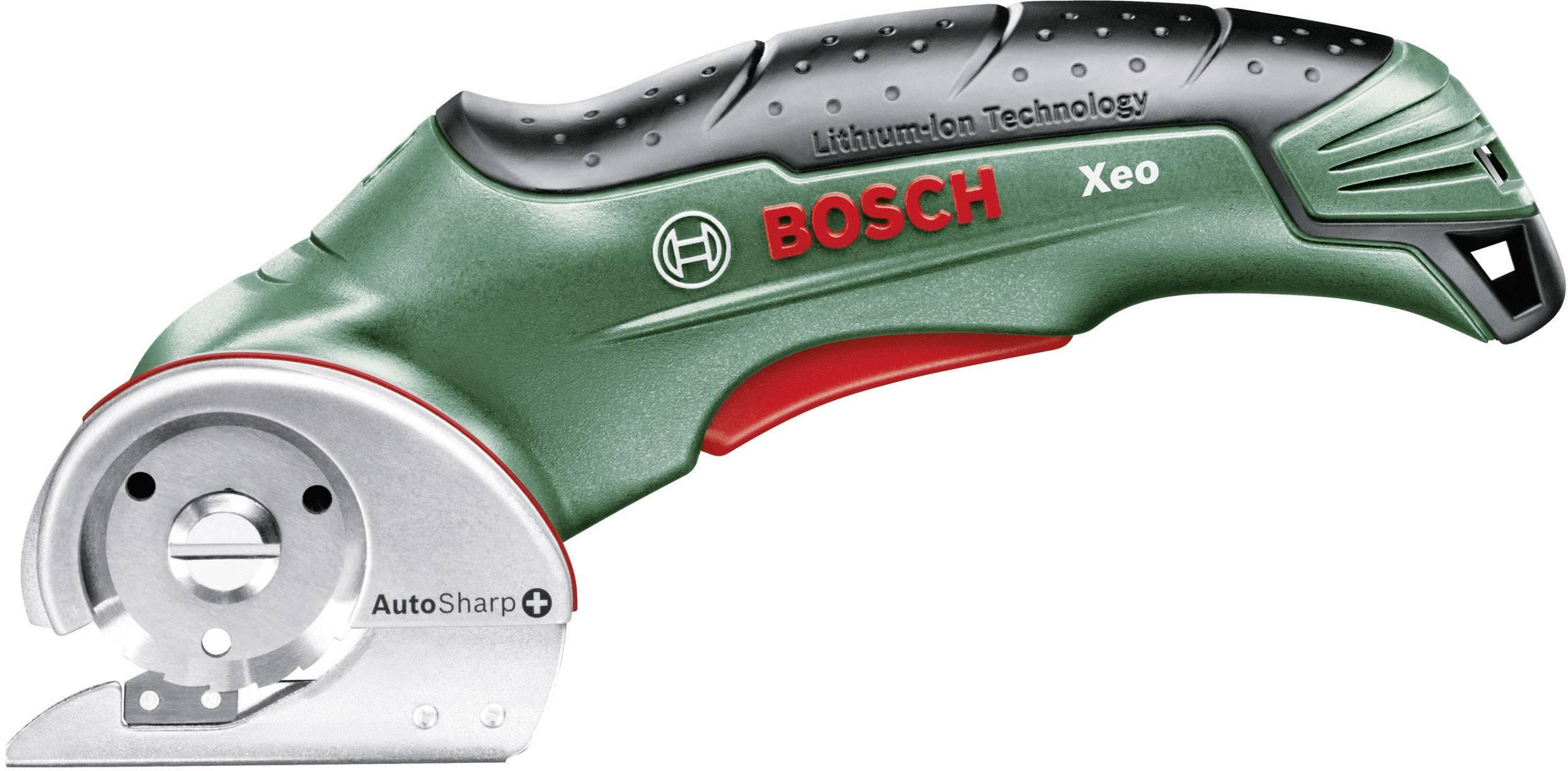 Bosch Home and Garden XEO + akumulátor, + taška, 3.6 V