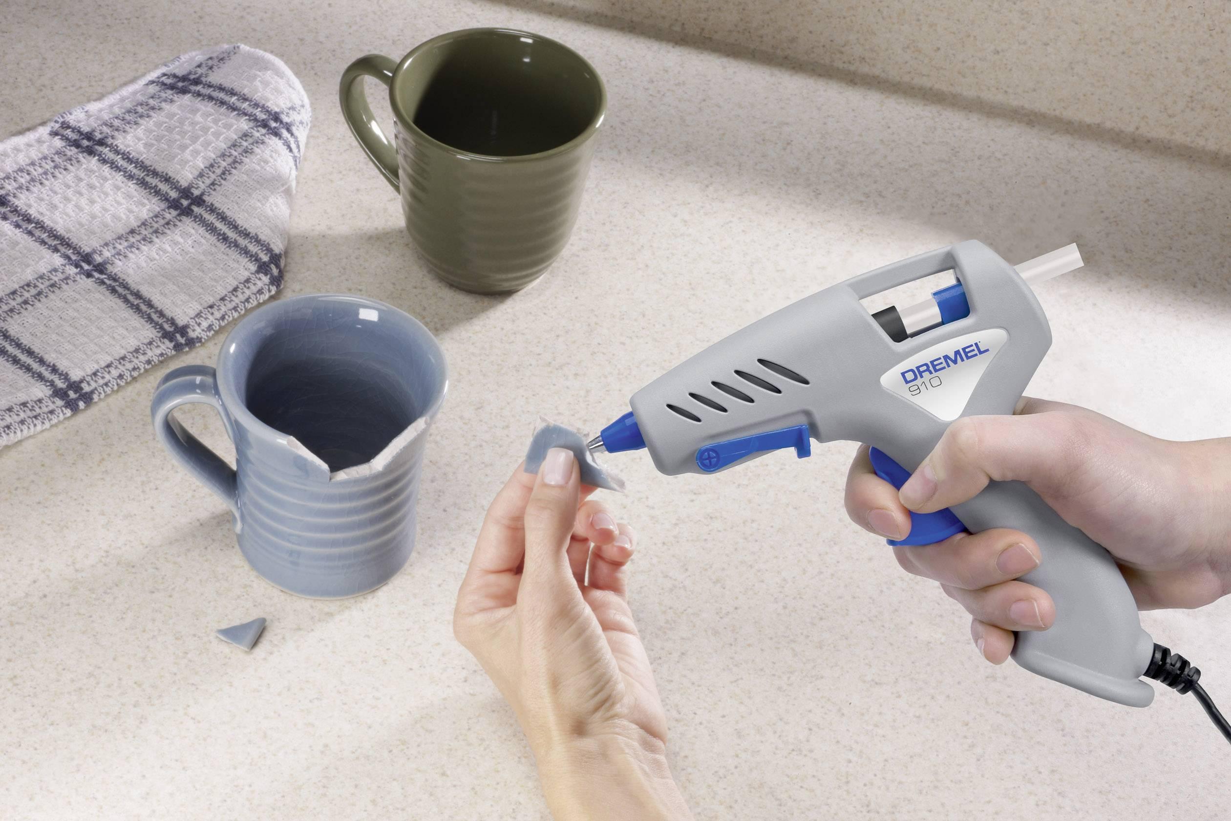 Tavná lepiaca pištoľ Dremel 910 F0130910JA