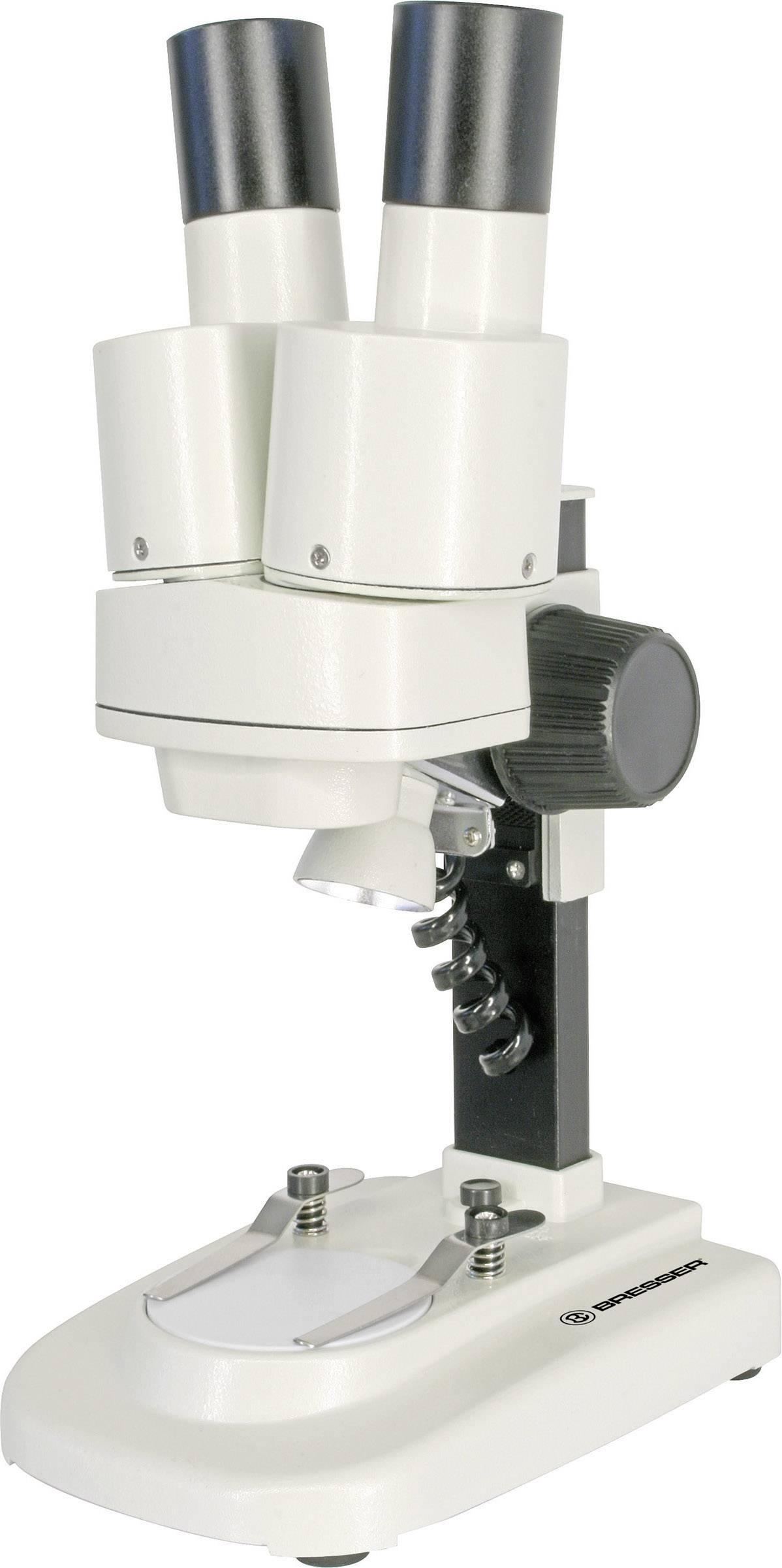 Mikroskop s osvětlením Bresser Junior, zvětšení 20x